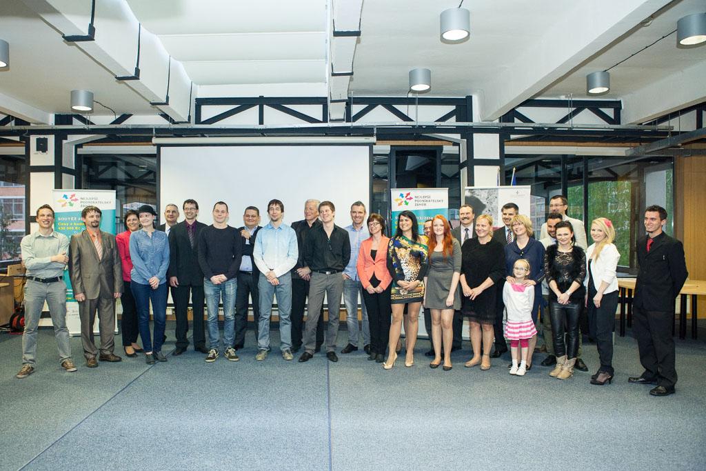 Výsledky 7. ročník soutěže Nejlepší podnikatelský záměr